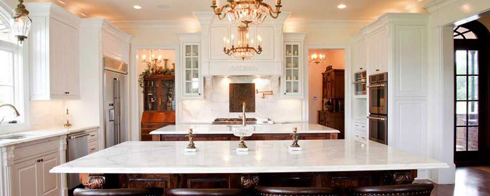 Custom Kitchen Counter Tops