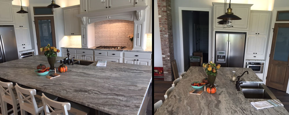 Custom Granite Kitchen Countertops
